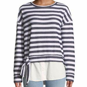 Sanctuary stripes sweater